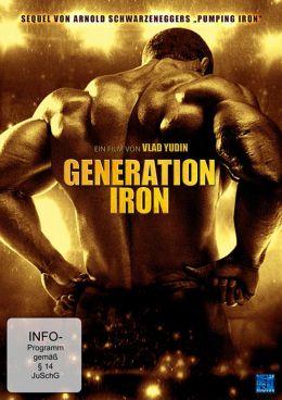 Generation Iron -  Der gnadenlose Kampf in den...olymp