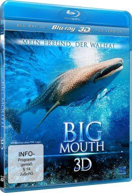 Big Mouth 3-D - Eeinzigartige Freundschaft zwischen...alhai