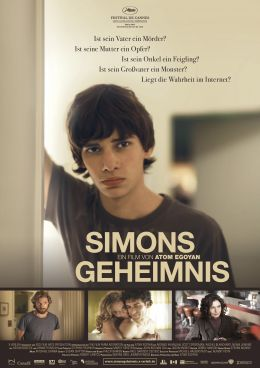 Simons Geheimnis - Hauptplakat