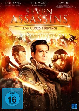 Seven Assassins - Iron Cloud s Revenge