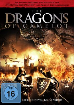 The Dragons of Camelot - Die Legende von König Arthur