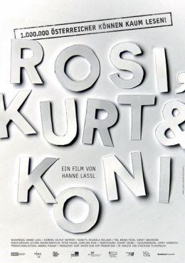 Rosi, Kurt und Koni