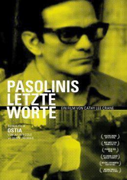 Pasolinis letzte Worte