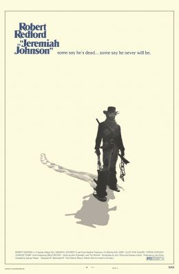 Jeremiah Johnson - US-Poster