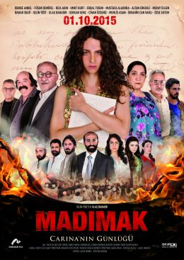 Madimak: Carinas Tagebuch