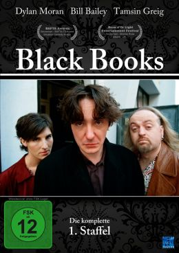 Black Books - Staffel 1