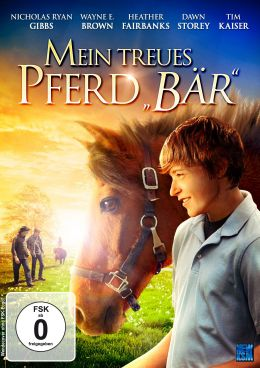 Mein treues Pferd 'Bär'