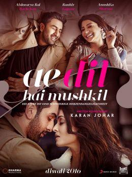 Ae Dil Hai Mushkil - Die Liebe ist eine schwierige...nheit