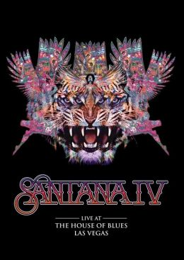 Santana IV - Live At The House of Blues - Las Vegas