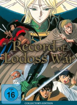 Record of Lodoss War - Die Chroniken der Lodoss Kriege
