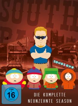 South Park - Staffel 19
