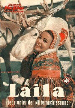 Laila - Liebe unter der Mitternachtssonne