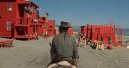 Ein Fremder ohne Namen mit Clint Eastwood