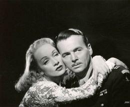 Eine auswärtige Affäre mit Marlene Dietrich und John Lund
