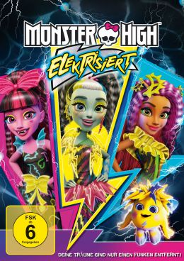 Monster High - Elektrisiert