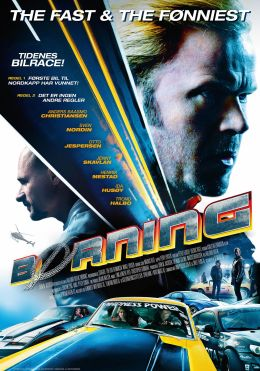 B rning - The Fast and The Funniest