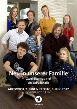 Neu in unserer Familie - Zwei Eltern zu viel
