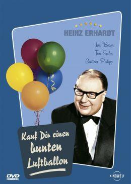 Heinz Erhardt in 'Kauf dir einen bunten Luftballon'