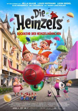 Die Heinzels - Rückkehr der Heinzelmännchen, Die Heinzels 2