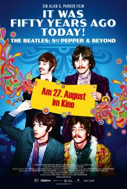It Was Fifty Years Ago Today! The Beatles: Sgt....eyond