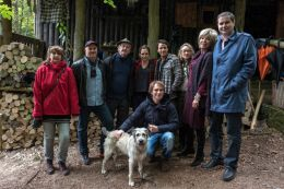 Wuff - Folge dem Hund - v.l.n.r.: Produzentin Sonja...zer