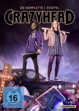 Crazyhead - Staffel 1