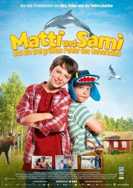Matti & Sami und die drei größten Fehler des Universums