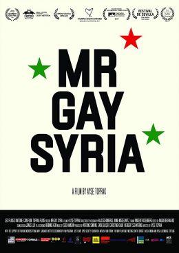 Mr Gay Syria