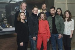 Kidnapping Stella - v.l.n.r.: Veronika Grob (MBB),...Film)