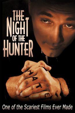 Die Nacht des Jägers - Poster