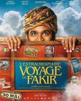 Die unglaubliche Reise des Fakirs, der in einem...eckte