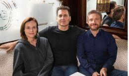 The Operative - Setfoto aus Köln mit Regisseur Yuval...eman