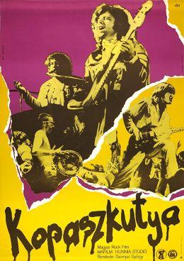 Kahle Köter Poster