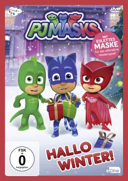 PJ Masks 3 - Pyjamahelden - Hallo Winter!