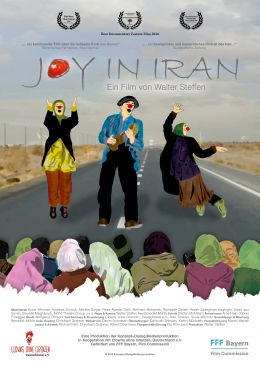 Joy in Iran