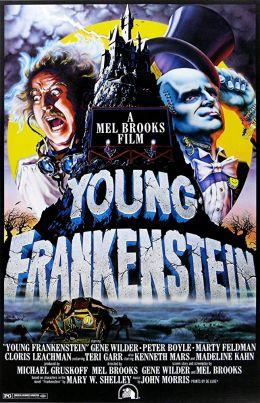 Frankenstein Junior - Poster