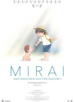 Mirai - Mädchen aus der Zukunft