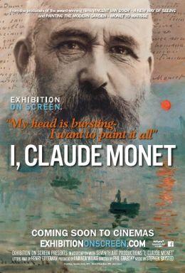 Ich, Claude Monet