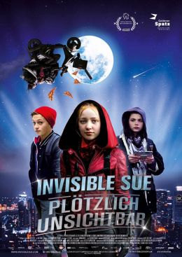 Invisble Sue - Plötzlich unsichtbar