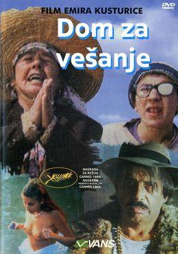 Die Zeit der Zigeuner - Cover