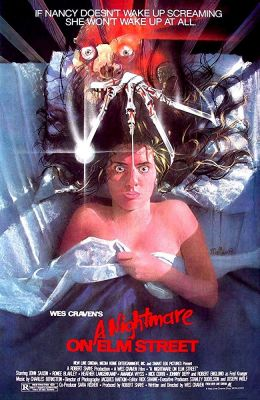 A Nightmare on Elm Street - US-Poster