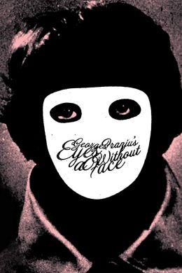 Augen ohne Gesicht - Französisches Poster