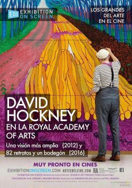 Exhibition on Screen: David Hockney in der Royal...f Arts