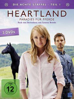 Heartland - Paradies für Pferde - Staffel 8