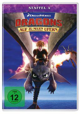 Dragons - Auf zu neuen Ufern - Staffel 4