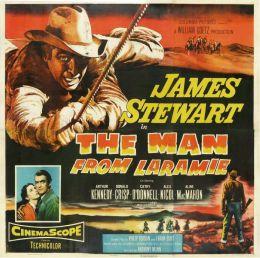 Der Mann aus Laramie - US-Poster
