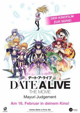 Date a Live - The Movie: Mayuri Judgement