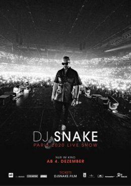 DJ Snake   das Konzert im Kino
