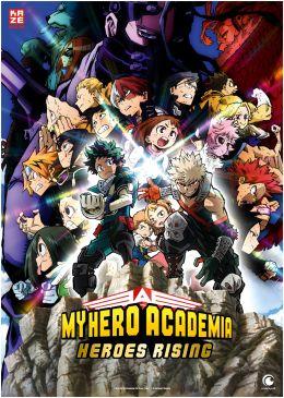 My Hero Academia   The Movie: Heroes Rising
