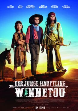 Der junge Häuptling Winnetou